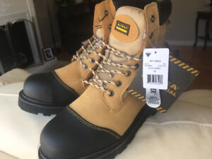 Brand New Steel Toe Men's Work Boots (Size 12)