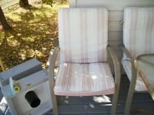 Patio table set- solid