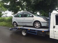 Breakdown recovery/car transport from £25