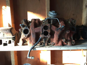 Cylinder heads, Manifolds, Crankshaft, Water pump and var. parts Regina Regina Area image 2