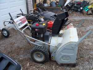 snowblowers for sale (trades welcome)