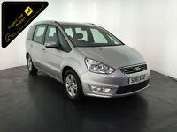 2011 FORD GALAXY ZETEC TDCI DIESEL 7 SEATS 1 OWNER FULL FORD HISTORY FINANCE PX