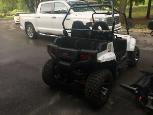 buggy 150 side by side like new