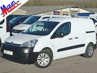 2017 Citroën Berlingo 625 Enterprise, L1 BlueHDi, 75PS Euro 6, Small Panel Van