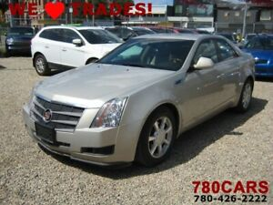 2008 Cadillac CTS 4dr AWD - KEYLESS ENTRY, FACTORY REMOTE START
