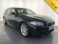 2013 BMW 520D M SPORT DIESEL ESTATE 1 OWNER BMW SERVICE HISTORY FINANCE PX