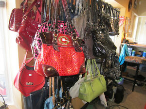 Various Ladies Purses , Clutches, Wallets, Shoes & Accessories!!