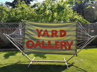 Yard Gallery: A Garage Sale For Art