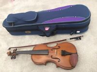 Stentor 1/4 size student 1 violin
