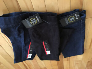 New Size 7 Girl's Denim Jeggings