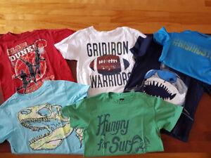 Lots vêtements garçon 5-6 ans PUMA