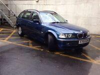 BMW 318 Touring/estate E46
