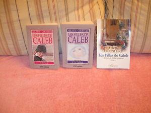 Les filles de Caleb tome 1-2-3