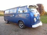 Volkswagen VW T2 Late Bay 1978 Pop Top Campervan for sale