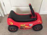 Cars 2in1 Ride on