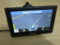 Garmin Nuvi 52 SatNav GPS