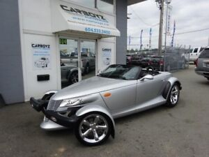 2001 Chrysler Prowler Convertible, Leather, Immaculate!!
