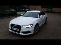 Audi A6 TDi S Line Saloon Continuously Variable Diesel 0% FINANCE AVAILABLE