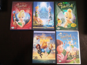 Disney's Tinker Bell movies