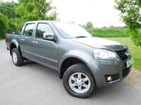 2013 Great Wall Steed Double Cab Pick Up 2.0 S VAT 1 Owner! Rear Sensors! 4 ...
