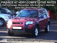2005 Land Rover Freelander 2.0 Td4 Adventurer Hard Top 3dr