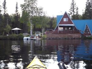 Chalet  a vendre Lac Tailardat