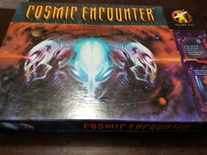 Cosmic Encounters (Avalon Hill edition) excellent condition