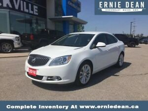 2016 Buick Verano Leather Package  - Certified