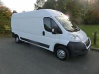 WHITE CITROEN RELAY 2.2 35 L3H2 HDI ***FROM £156 PER MONTH***