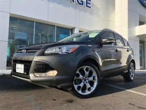 2015 Ford Escape TitaniumCPO 1.9% 24 MTH, 12 MTH 20KM WARRANTY ,