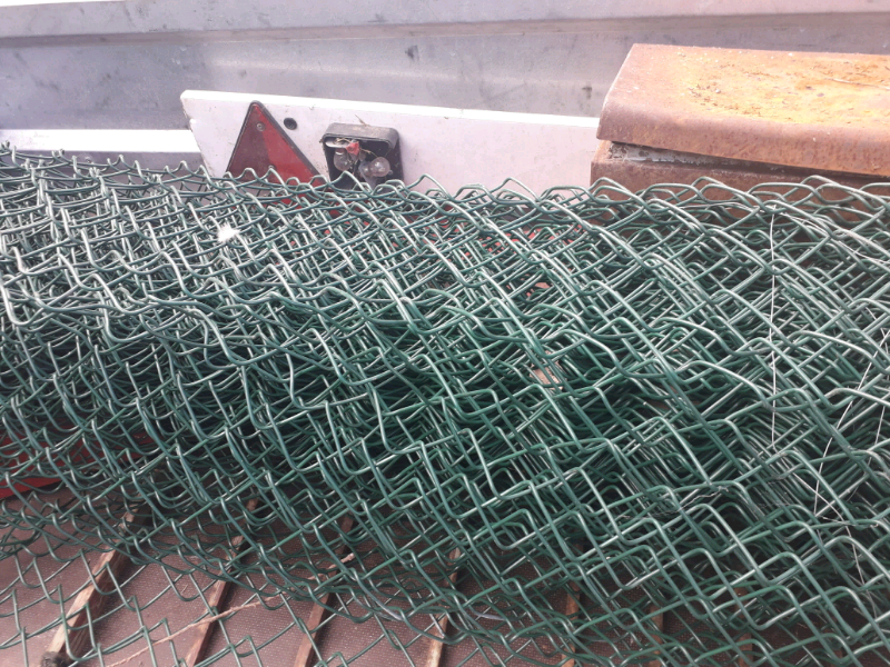 Roll of green wire | in Alton, Hampshire | Gumtree