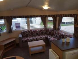 Delta Darwin Deluxe 8 Berth Static Caravan Sited on Park with Entertaiment