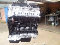 Supplied & fitted Ford transit connect 1.8 TDCI engine