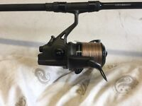 Fox 12000 fs reels carp fishing