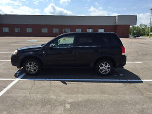 2006 Saturn VUE Black SUV, Crossover