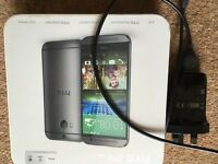 HTC one M8 with Ee in original box