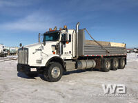 Unreserved Heavy Equipment Auction April 11th 2017