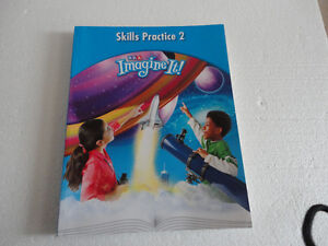 SRA Imagine It Textbook and Skills Practice 2 Annotated Edition London Ontario image 4
