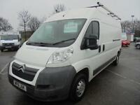 2011 Citroen Relay 2.2HDi 120hp Enterprise Special Edition LOW MILES FULL MOT
