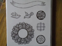 stampin up - Decorate a Daisy West Island Greater Montréal Preview