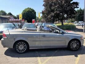 2007 Volvo C70 2.4 D5 SE Geartronic 2dr Diesel grey Automatic
