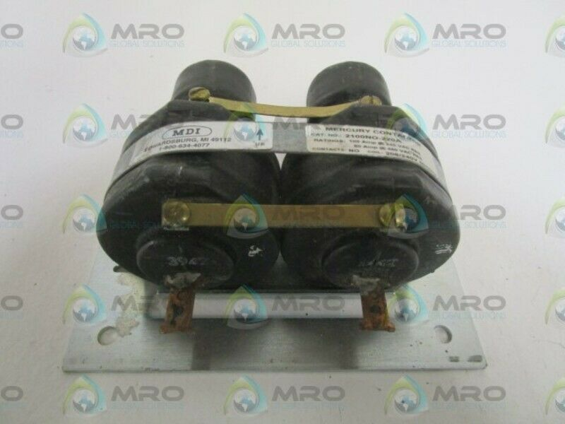 MDI 2100NO-220A CONTACTOR 208/240V * NEW NO BOX *