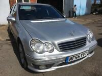 2006 Mercedes-Benz C Class 1.8 C180 Kompressor Avantgarde SE 4dr
