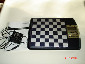 Jeu d'échec informatisé/Chess  Computer
