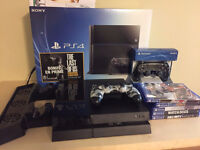 $700 Bundle PS4 for $500
