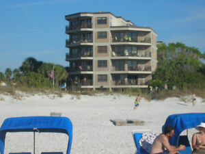 St Pete Beach Florida beachfront condo great vacation openings