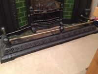 Fireplace Fender
