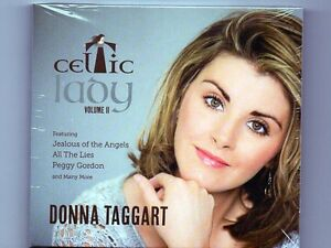 DONNA TAGGART - CELTIC LADY VOLUME 2 - CD - Postage Free UK