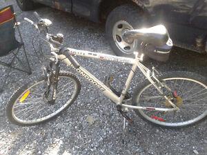 Vélo de montagne / Mountain bike / cadre en aluminum frame