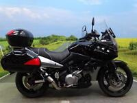 Suzuki DL1000 GT V-Strom *FULL LUGAGE HEATED GRIPS*